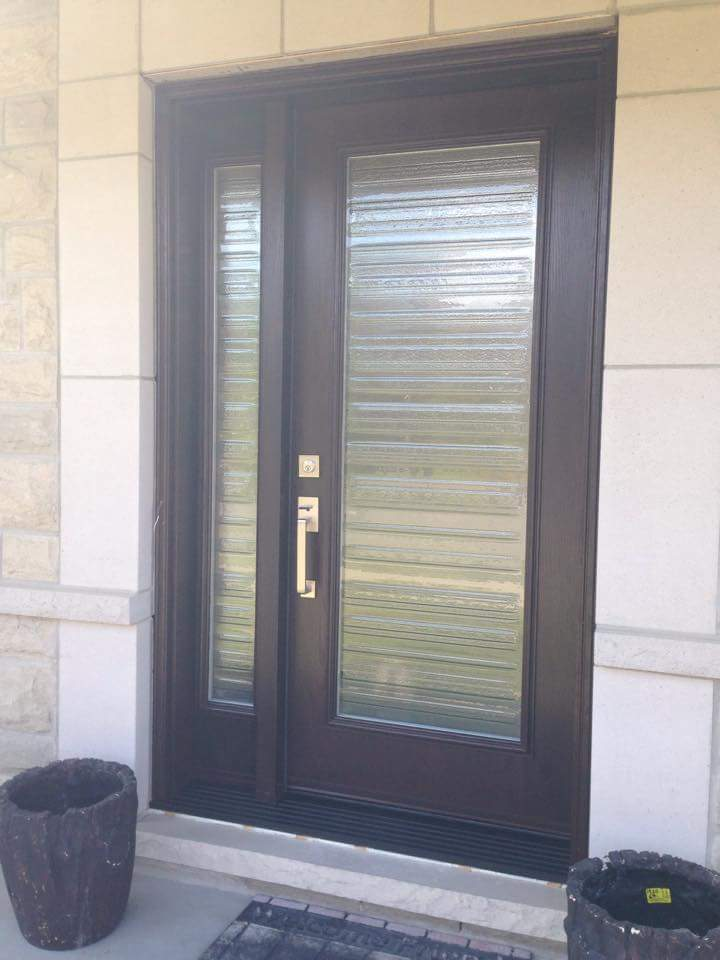 Steel entry doors toronto eco choice windows doors for Metal entry doors
