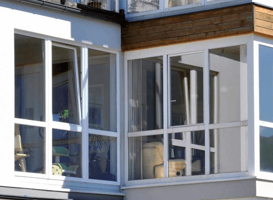 European Tilt And Turn Windows